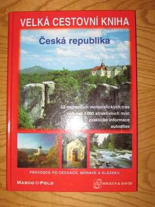 Velká cestovní kniha